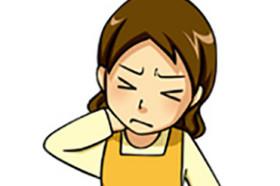 女性・疲れ肩凝り